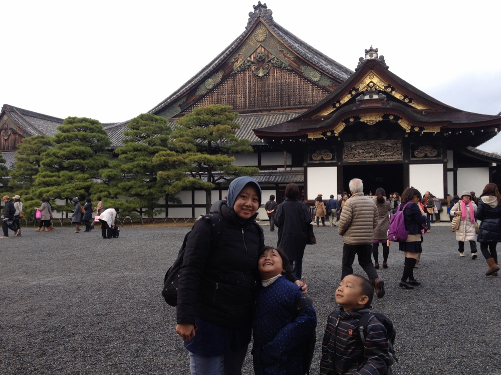 Basic Itinerary in Kyoto (6/6)
