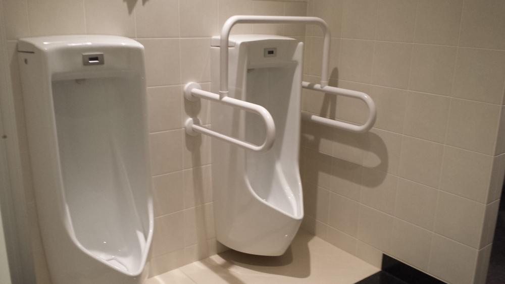 Bermacam Toilet dan Urinoir di Kyoto (3/6)