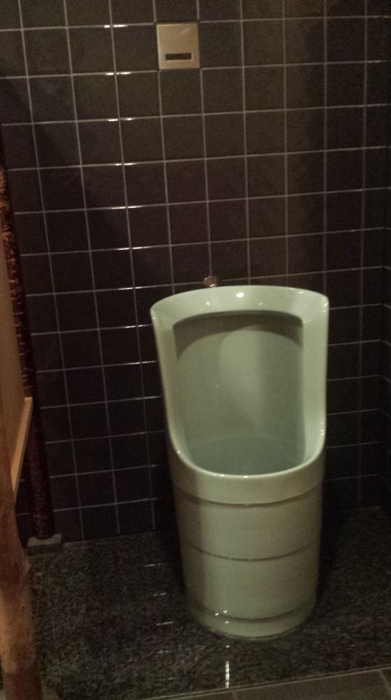 Bermacam Toilet dan Urinoir di Kyoto (1/6)
